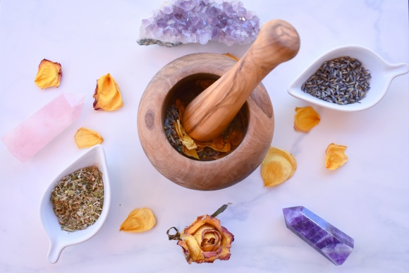 self-love-candle-herbs