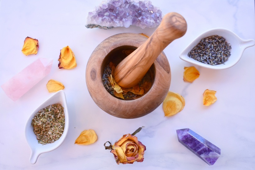 self-love-candle-herbs